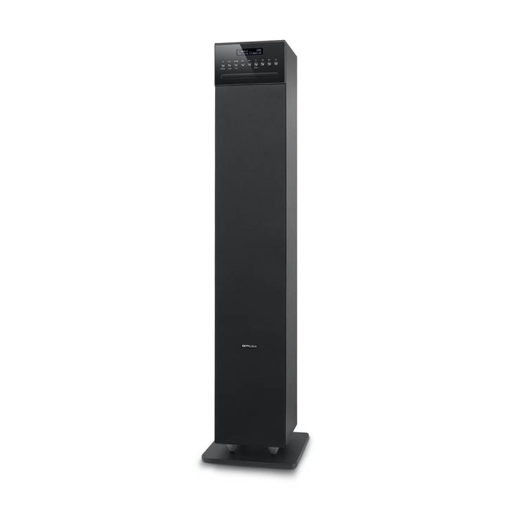 MUSE Blueooth-Tower M-1350 DAB+ Black