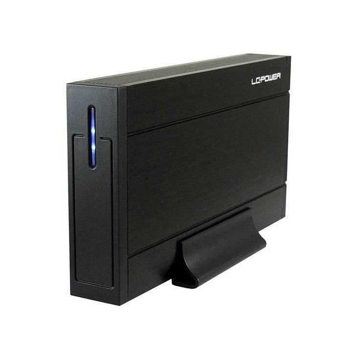 "ALIMENTAZIONE LC POWER 3.5"" Custodia per HDD"