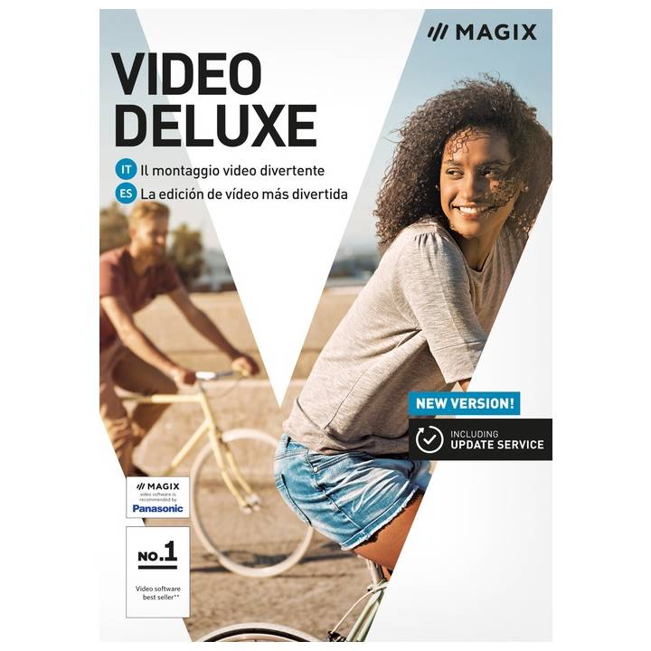 MAGIX Video Deluxe für PC (Version I)