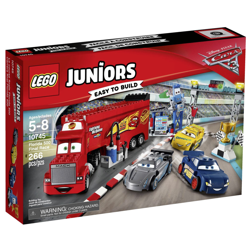 LEGO Juniors Finale Florida 500 (10745)