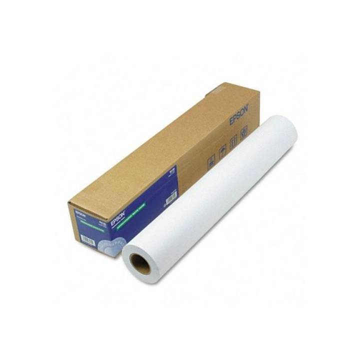 EPSON Ultrasmooth Faserpapier Rolle 17 Zoll