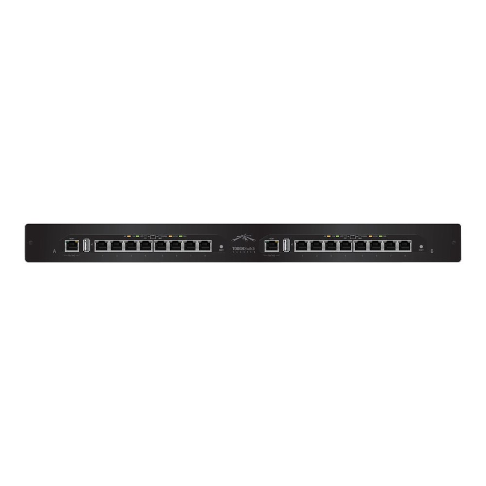Ubiquiti Toughswitch TS-16-CARRIER: 2x8P