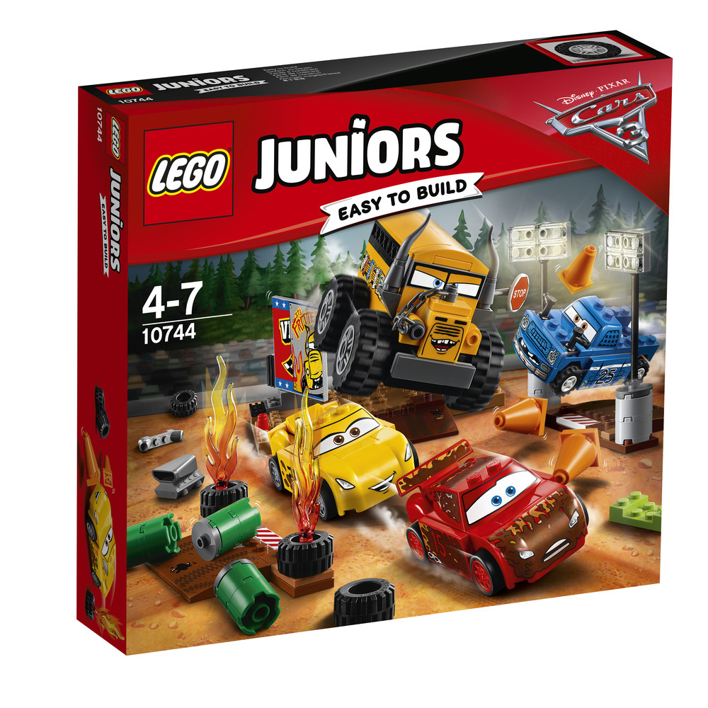 LEGO Juniors Crazy 8 Race in Thunder Hollow (10744)