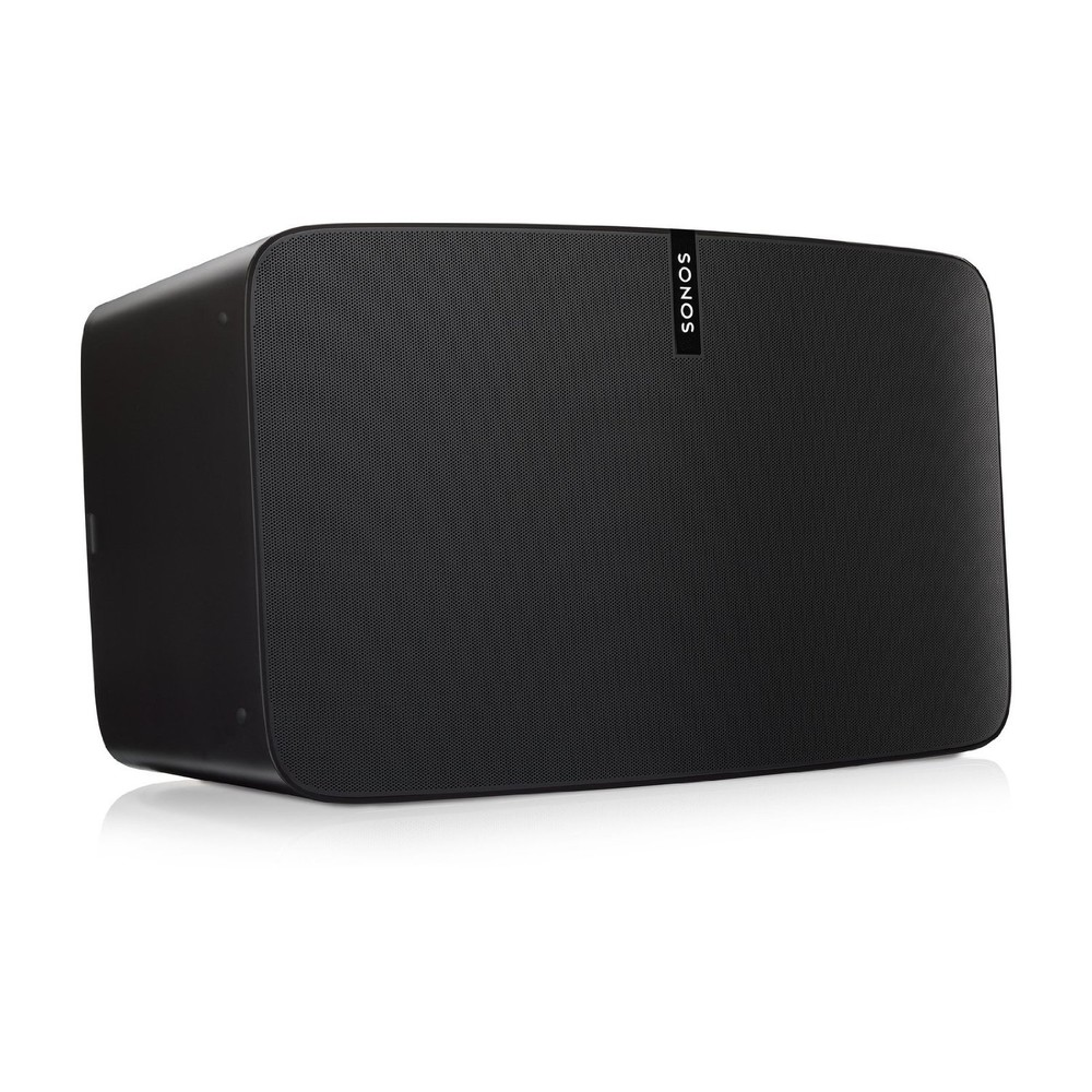 sonos multiroom lautsprecher play 5 black interdiscount. Black Bedroom Furniture Sets. Home Design Ideas