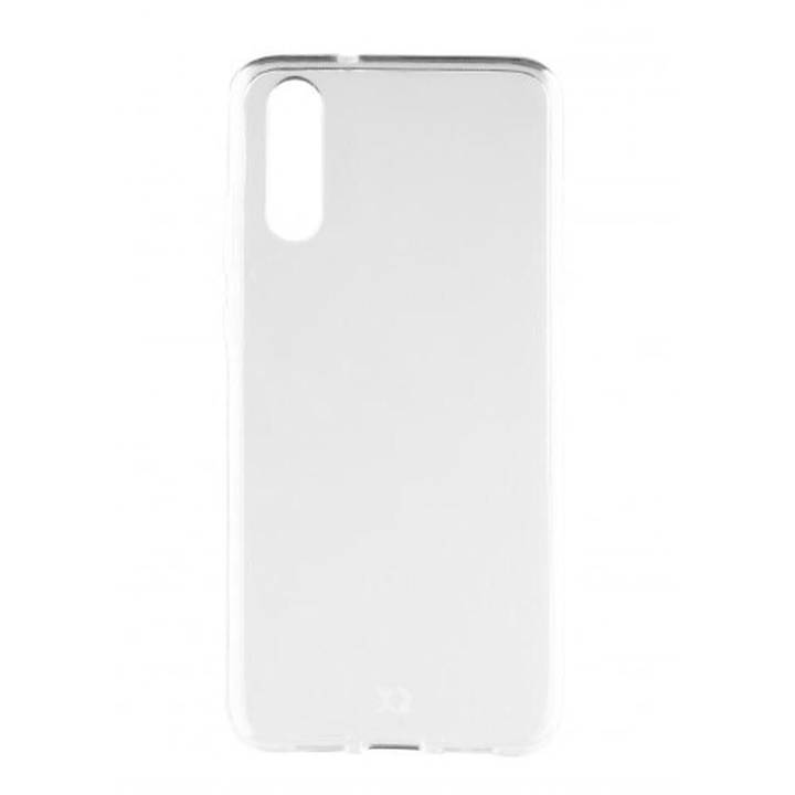 XQISIT Back Cover Flex Huawei P20 Clear
