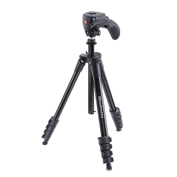 MANFROTTO Compact Action, Black