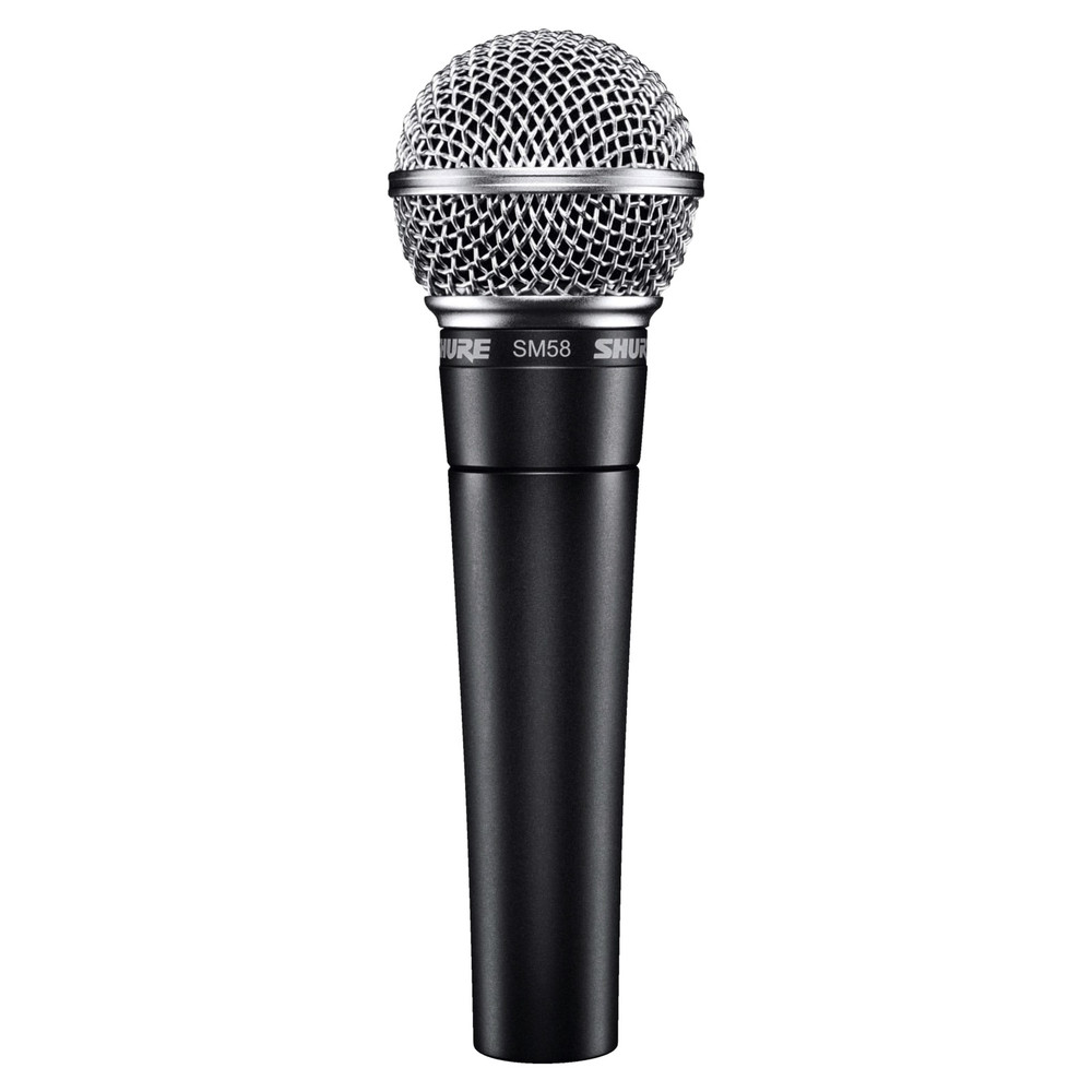 SHURE SM58 Stage/performance microphone