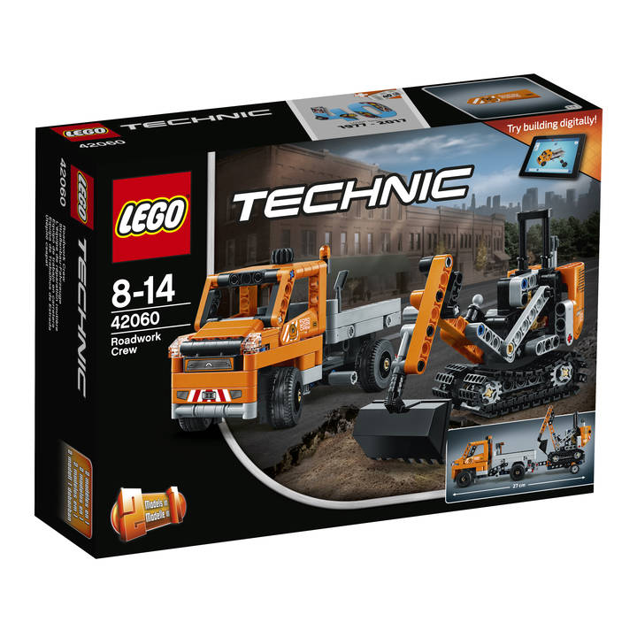 Véhicules routiers LEGO Technic (42060)