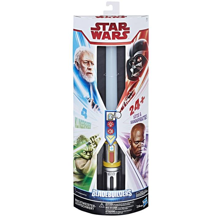 HASBRO INTERACTIVE Star Wars Force Master Lichtschwert