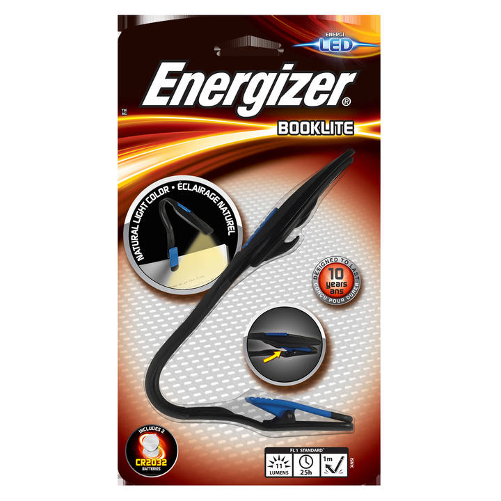 ENERGIZER Warm Comfort LED Booklite