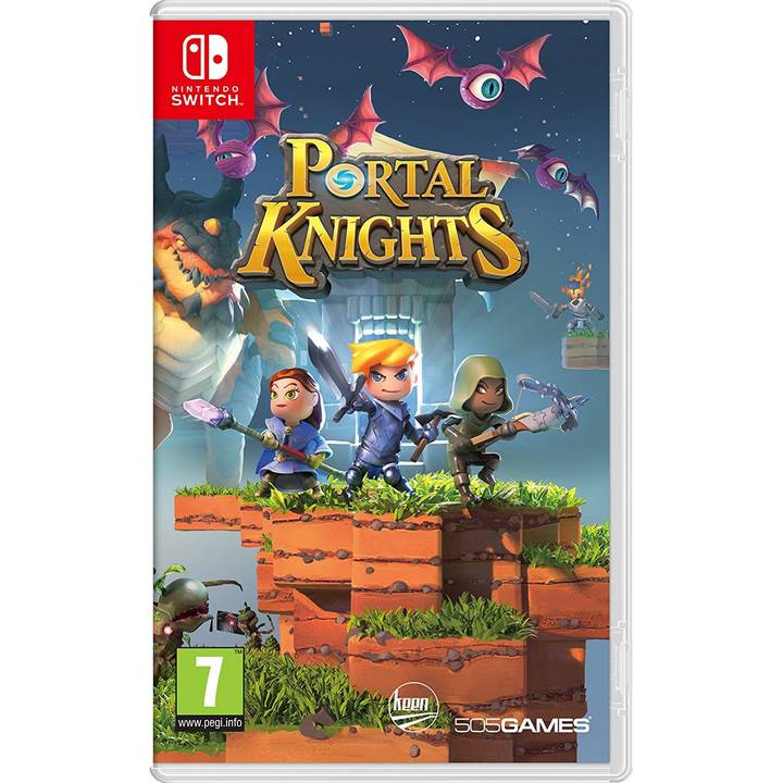 Portal Knights (Version D)