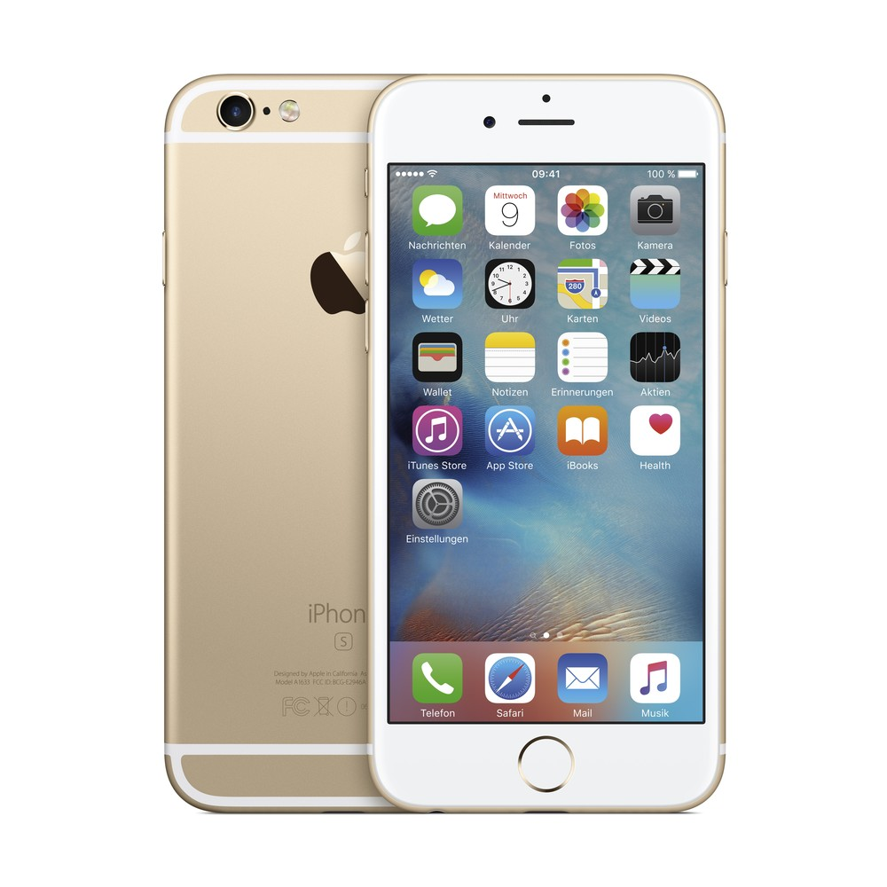 APPLE iPhone 6S 128 GB Gold