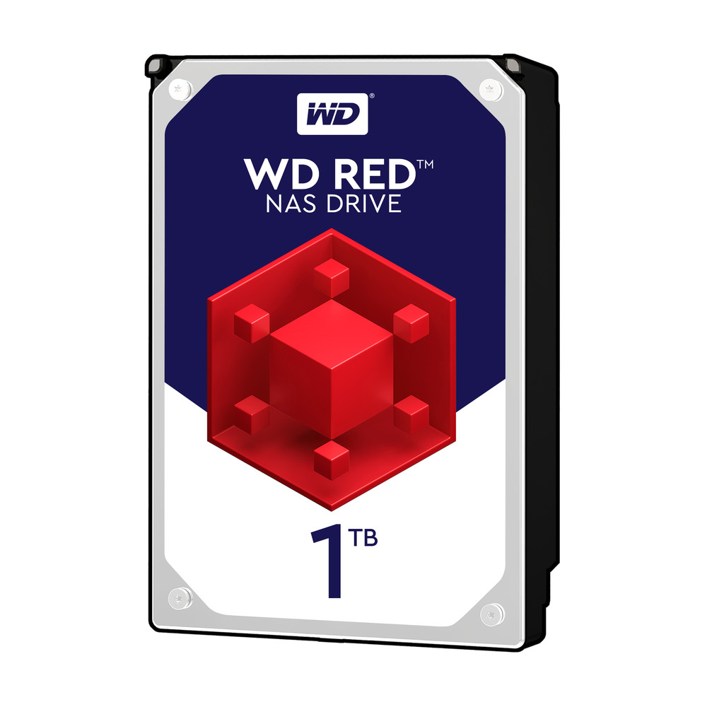 WD Red Mobile 1 TB Serial ATA III
