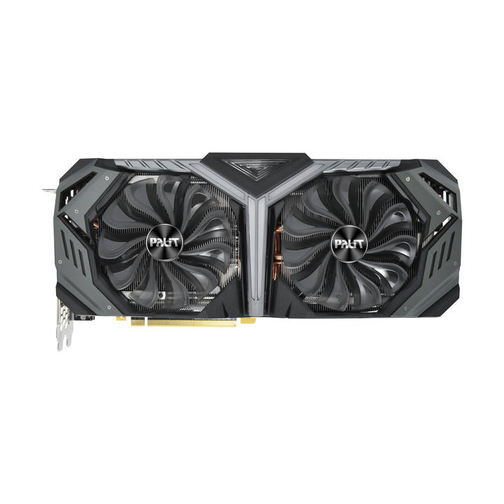 PALIT GeForce RTX 2080 GameRock Premium, 8 GB