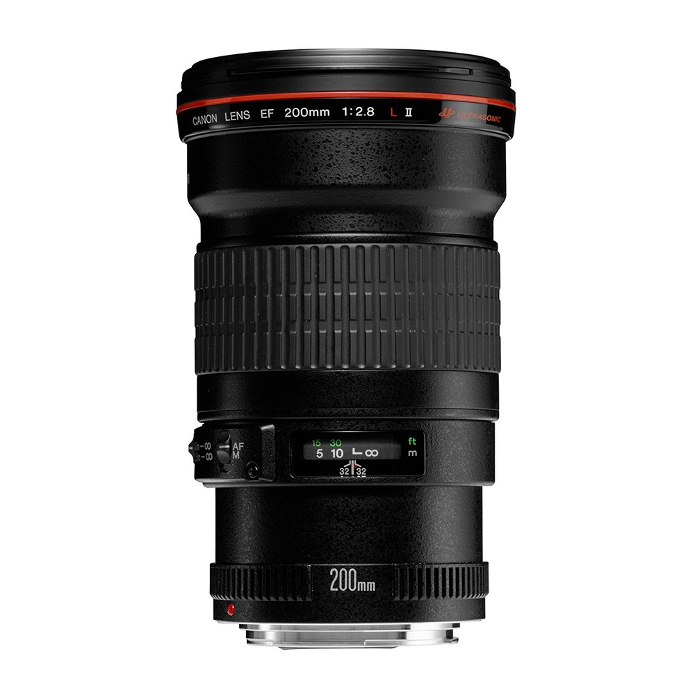 CANON EF 200 mm f/2.8 L iS