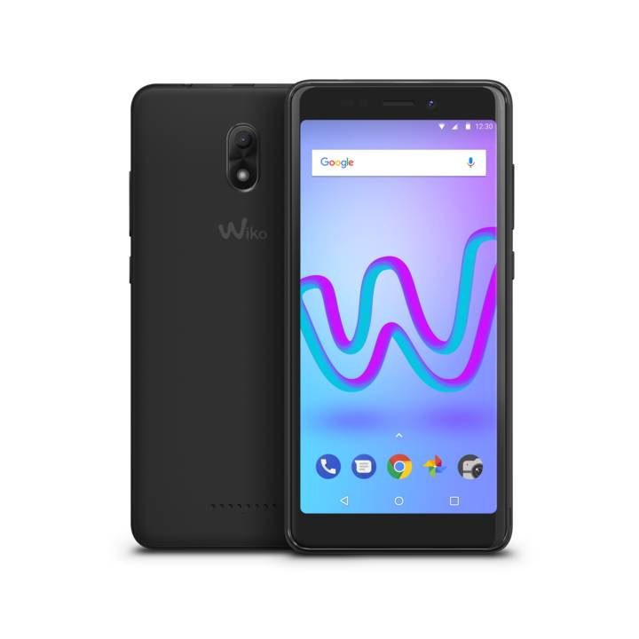 """WIKO Jerry 3, 5.45"""", 16 GB, Dual SIM, 5 MP, Anthracite"""