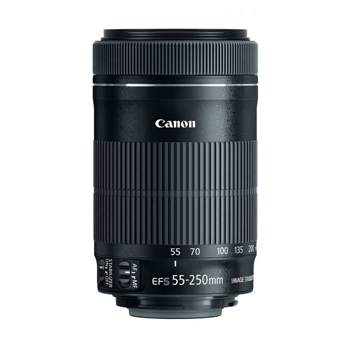 CANON EF-S 55-250mm Import