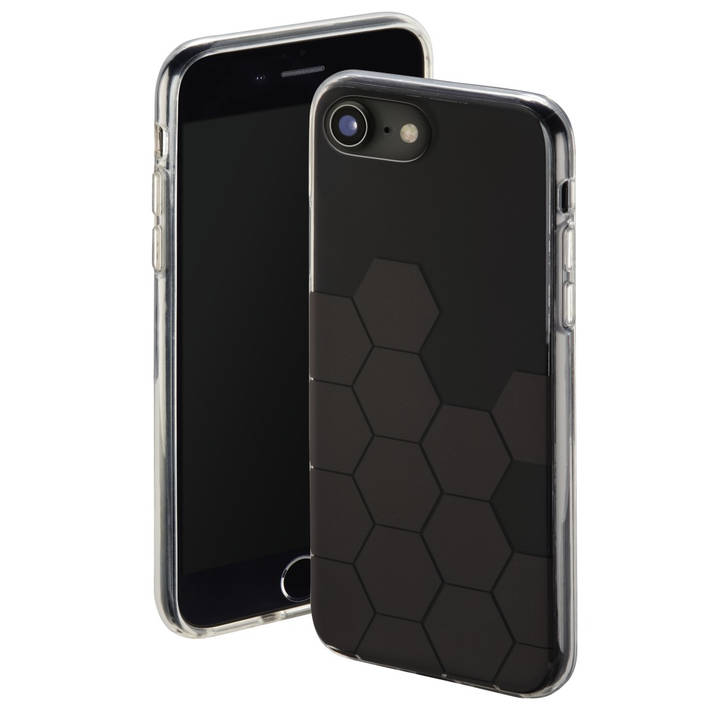 "HAMA Backcover ""Hexagon"" für Apple iPhone 6/6s/7/8"