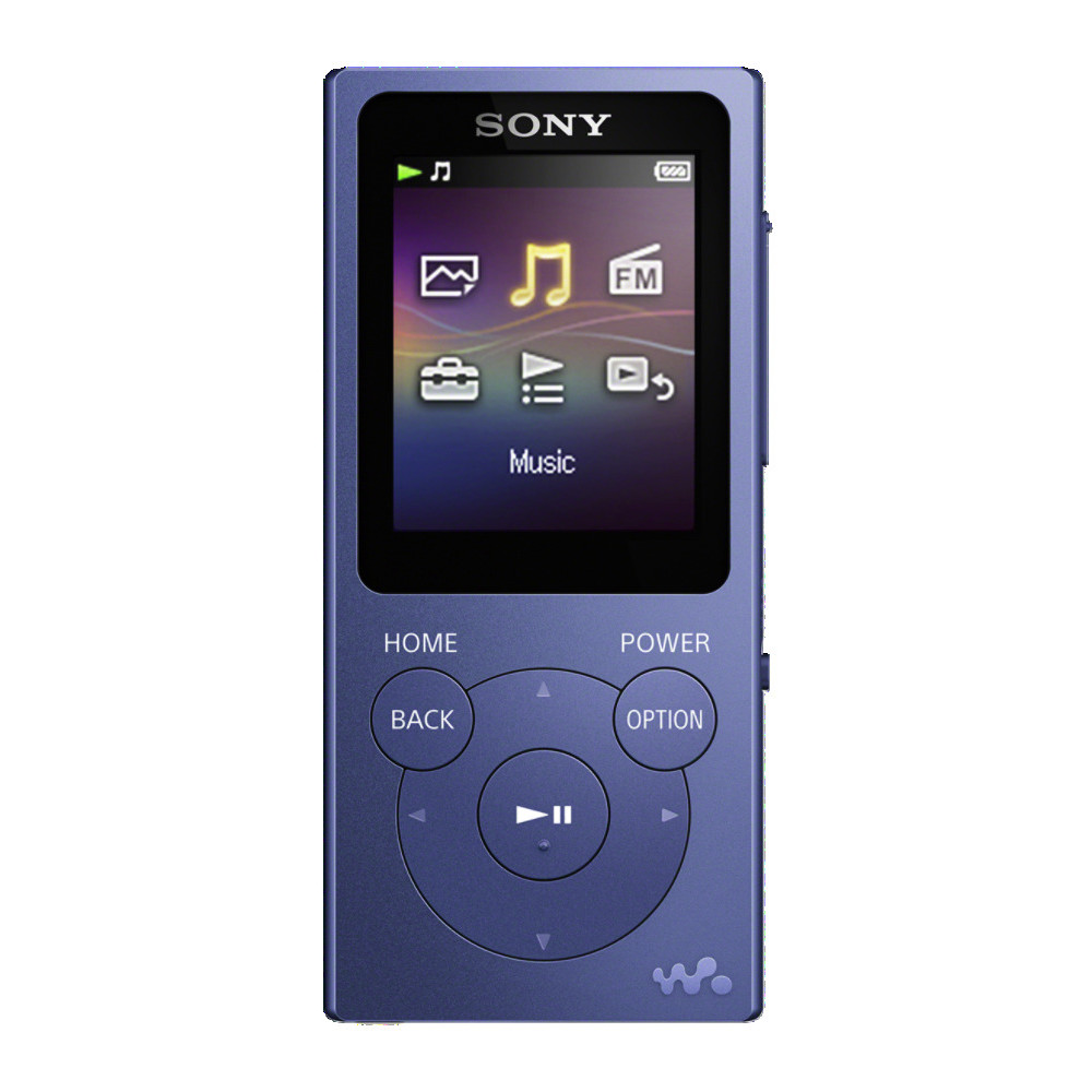 SONY MP3-Player NW-E393L Blue