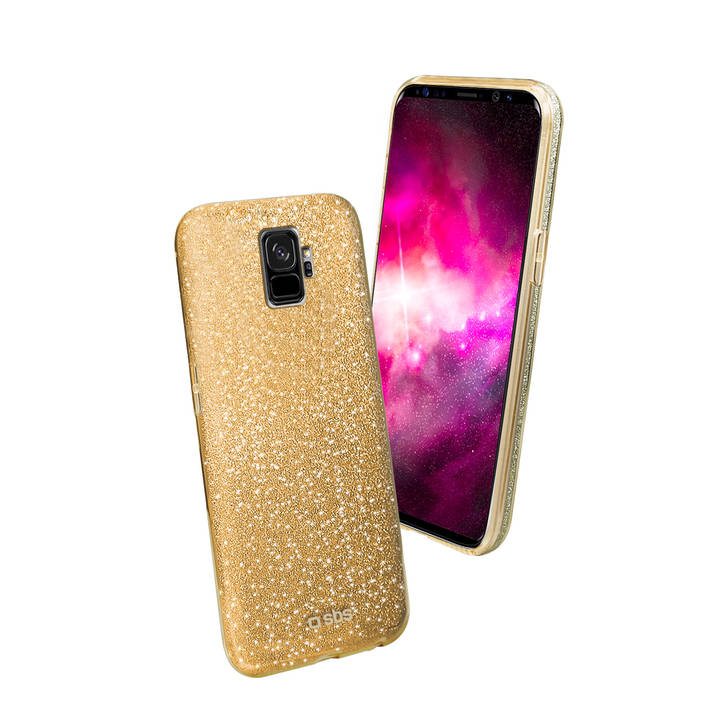 SBS Sparky Backcover, Galaxy S9, Gold