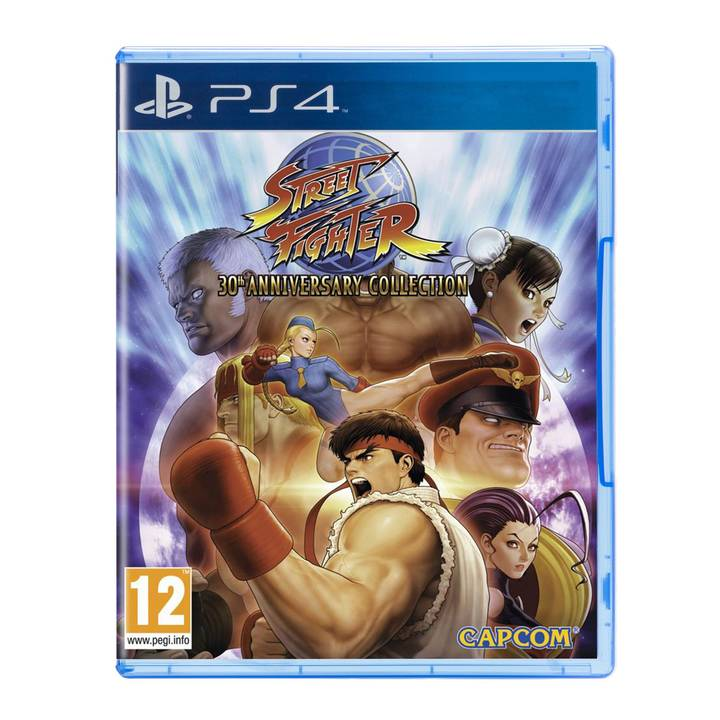 Street Fighter: 30th Anniversary Collection (DE/FR/IT)
