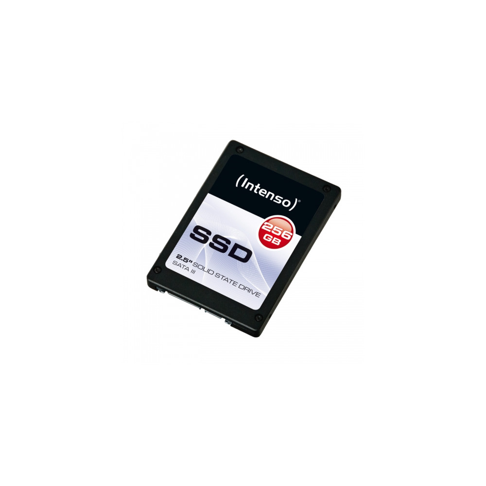 INTENSO 256 GB SSD Serial ATA III