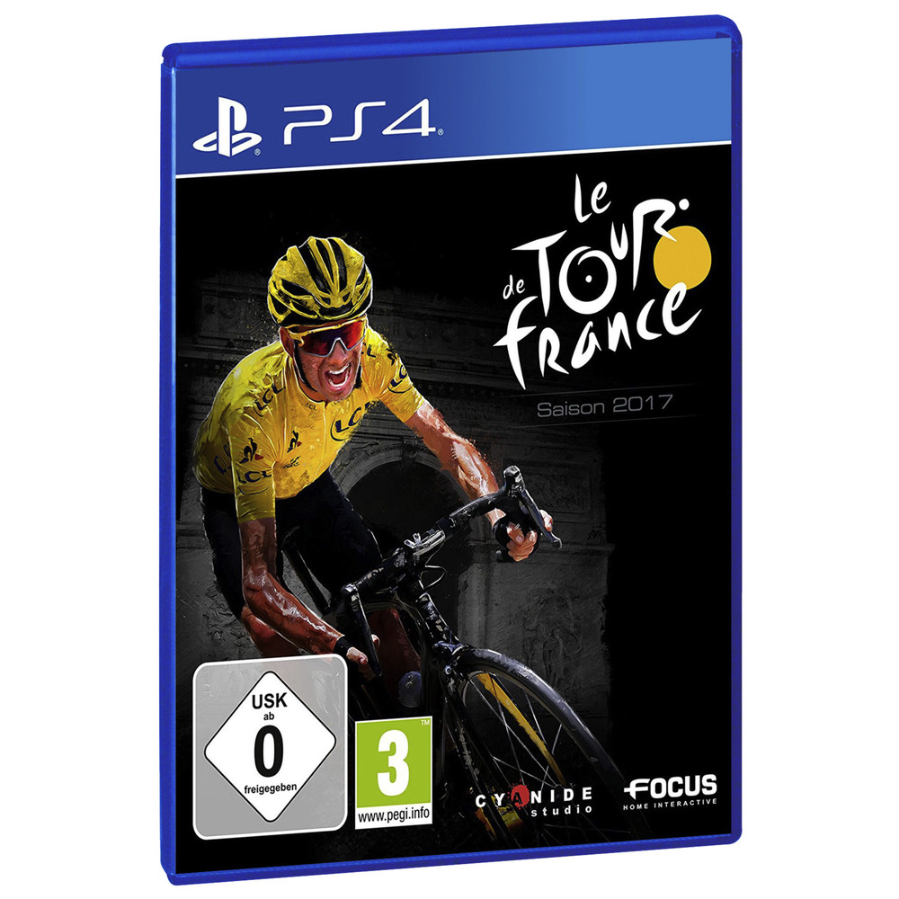 Le Tour de France - Saison 2017 (Version D)
