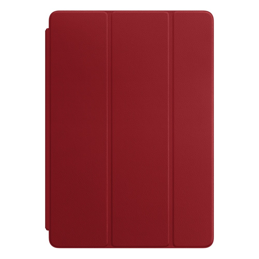 Leather Smart Cover f 10.5 iPad Pro RED