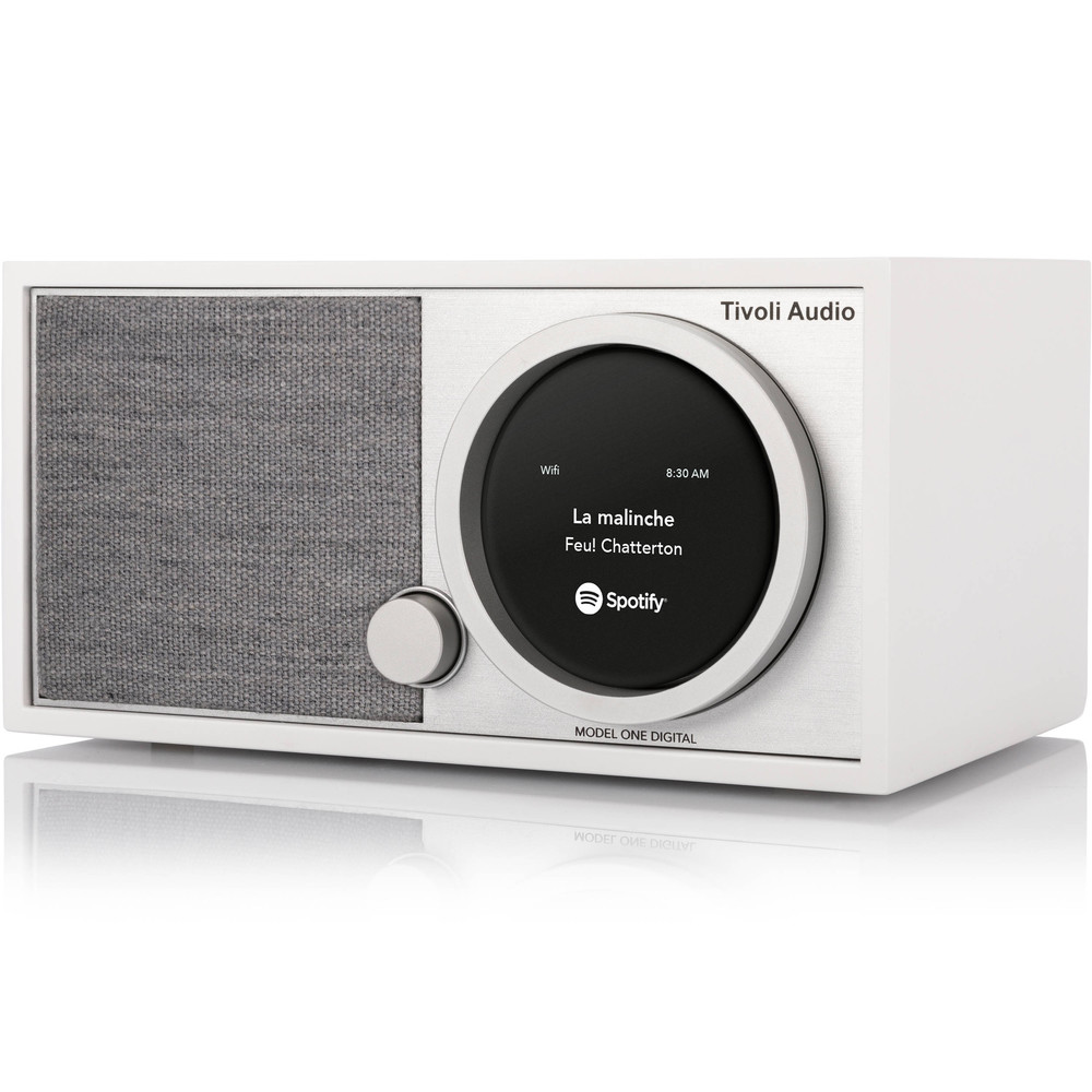 TIVOLI DAB+ Radio One Digital White