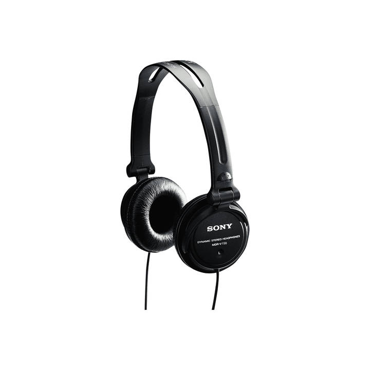 SONY Over-Ear Cuffie SONY MDR-V150 Nero