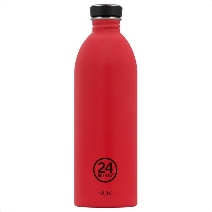24Bottles Trinkflasche Urban Hot Red Vol