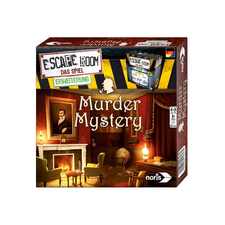 Escape Room Murder Mystery Alter: 16+, f