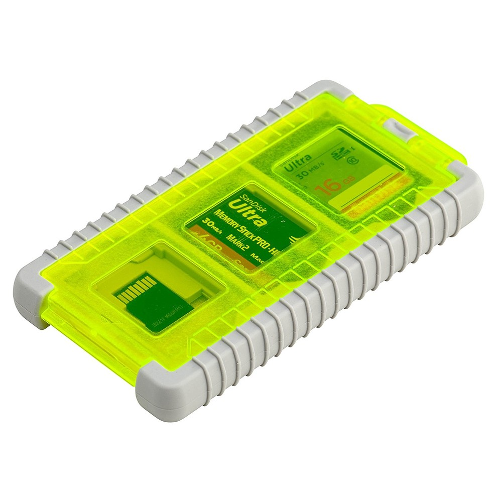 Gepe Card Safe MINI neon/gelb/jaune