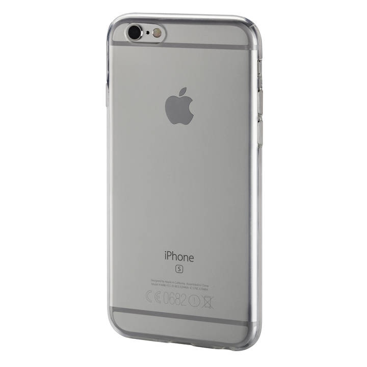 INTERTRONIC Backcase für iPhone 6/6S Clear