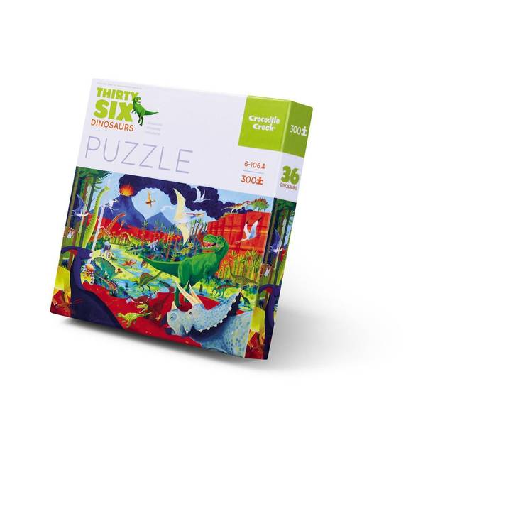 Puzzle Dinosaurier Alter: 8+, 300 Teile