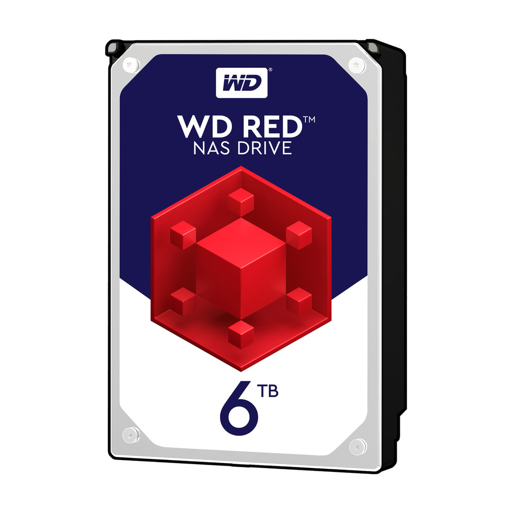 WD Red 6TB Serial ATA III
