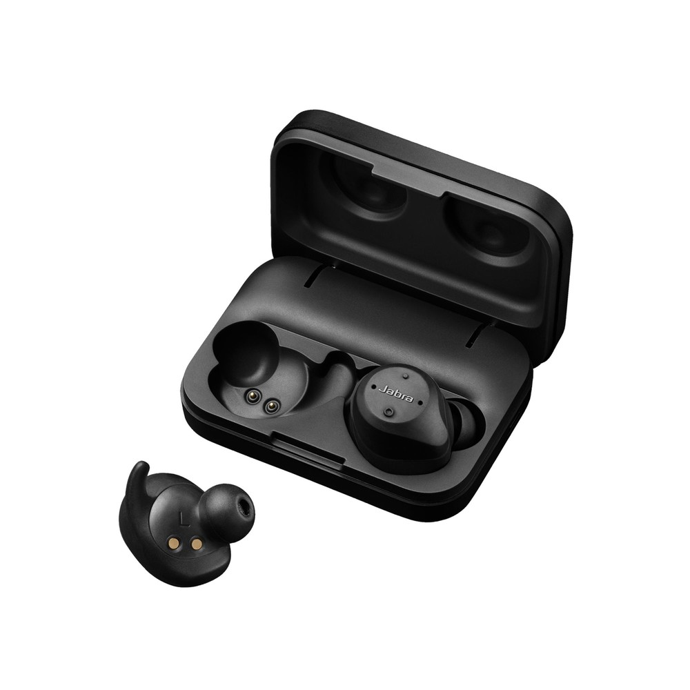 JABRA True Wireless Elite Sport EMEA Black
