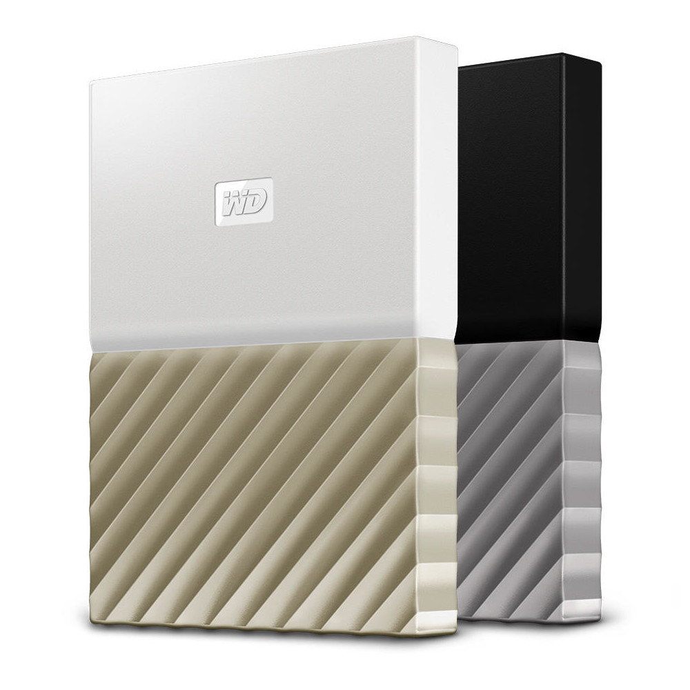 WD My Passport Ultra 4 TB HDD USB 3.0
